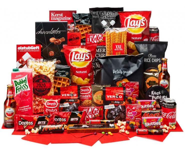 Rood Zwart Snacken