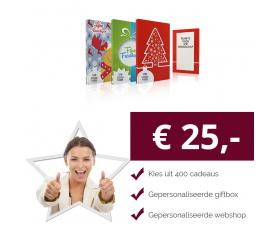 Eigen Keuze Kerstpakket 25 euro € 25.00