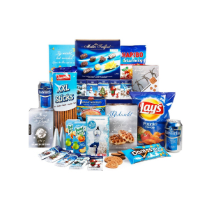 Het assortiment van Kerstpakket Online bestaat uit voordelige kerstpakketten