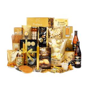 Ons gehele kerstpakketten assortiment wordt ook geleverd in Overijssel