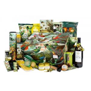Eerlijke kerstpakketten vol MVO producten
