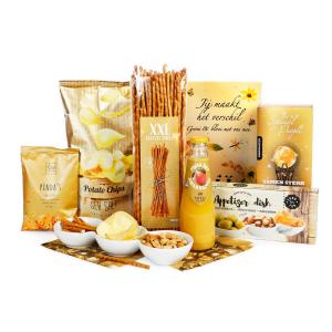 Bij Kerstpakket Online heeft u naast het bestellen normale kerstpakketten ook de kans om feestpakketten te bestellen