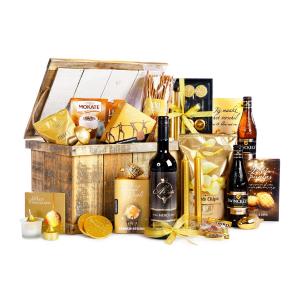 bestel uw kerstpakketten met hippe producten uit ons vernieuwde assortiment