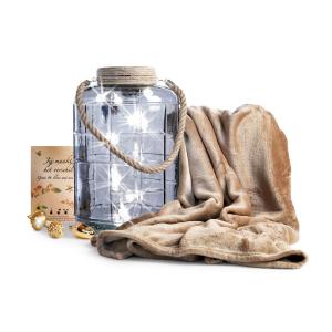 verschillende soorten handdoeken in uw kerstpakket