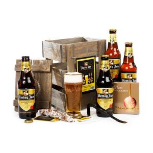 Een bier kerstpakket voor mannen