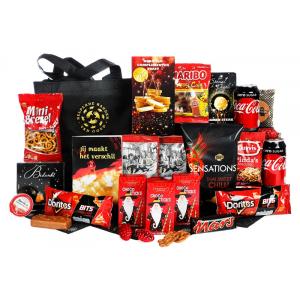 Kerstpakketten groothandel voor de zakelijke markt