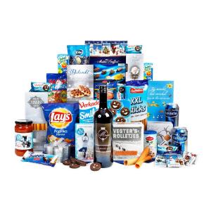 het grootste assortiment aan kerstpakketten vindt u op onze webshop