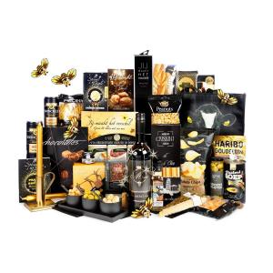 collectie kerstpakketten met de lekkerste smaken thee