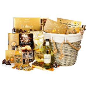Een mooi en verzorgd aanbod originele kerstpakketten