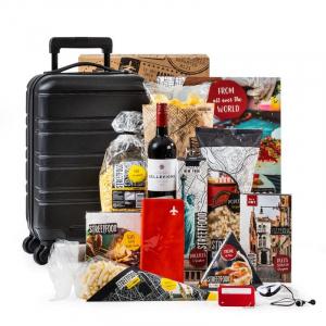 De mooiste trolley kerstpakketten voor een onvergetelijke reis