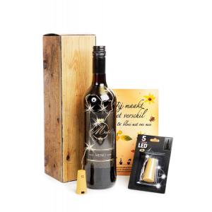 combinaties van verschillende wijnen in uw kerstpakket